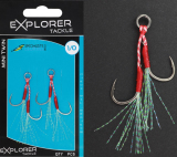 mini twin explorer tackle assist hook explorer tackle