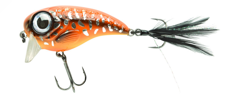 Pikey Spro Fat Iris 60 Slow Floating