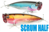 scrum half fish inc lures