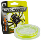 stealth smooth 8 yellow spiderwire tresse 8 brins